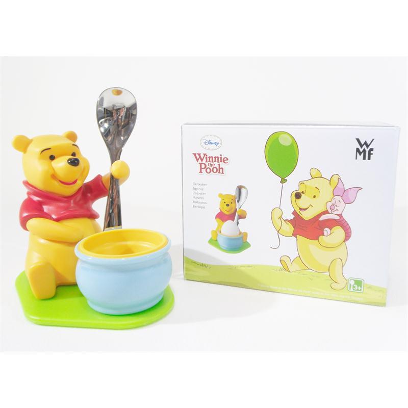 Набор: подставка для яйца с ложкой WMF Winne The Pooh, 2 предмета WMF 12 8353 6280 фото 2