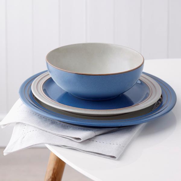 Набор посуды столовой Denby Heritage, 12 предметов  745606583358 (371041958) фото 1