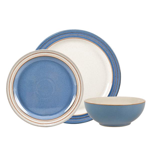 Онлайн каталог PROMENU: Набор посуды столовой Denby Heritage, 12 предметов Denby 745606583358 (371041958)