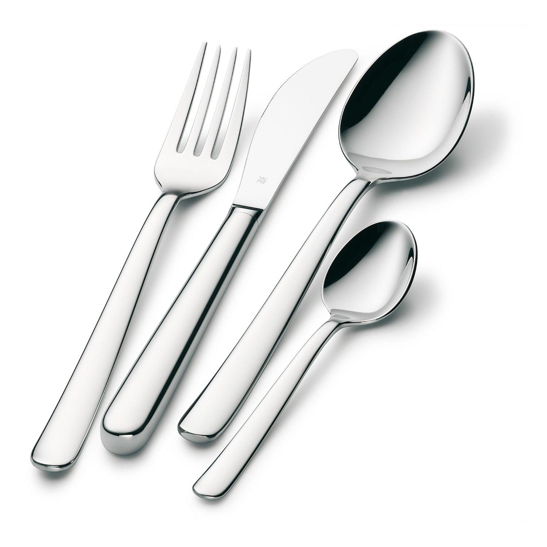 Онлайн каталог PROMENU: Набор приборов столовых WMF KULT, серебристый, 30 предметов WMF 12 6091 6040