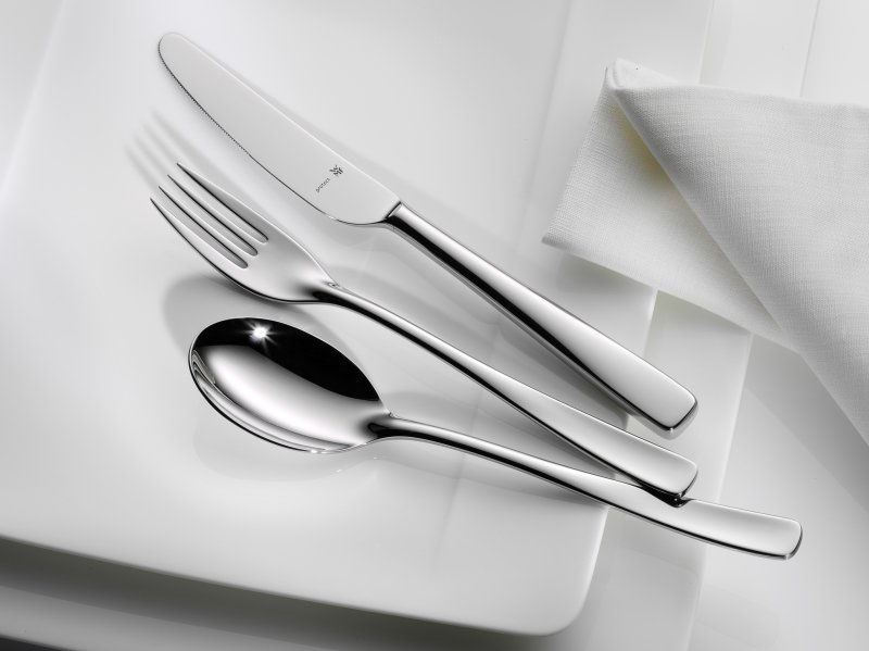 Набор приборов столовых WMF AMBIENTE, серебристый, 30 предметов WMF 12 2891 6340 фото 4