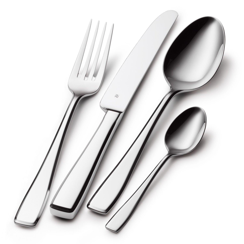 Онлайн каталог PROMENU: Набор приборов столовых WMF FORTE, серебристый, 30 предметов WMF 12 7891 6040