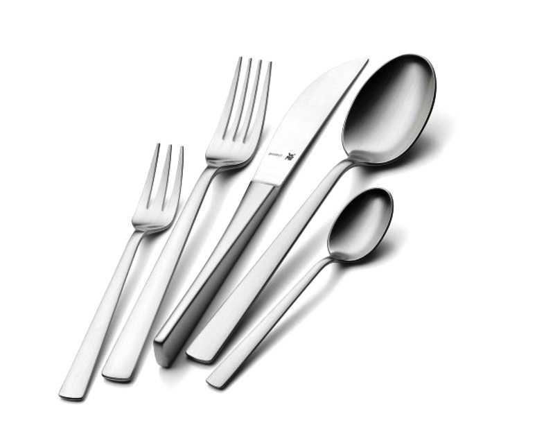 Набор приборов столовых WMF CORVO, серебристый, 30 предметов WMF 11 5891 6330 фото 0