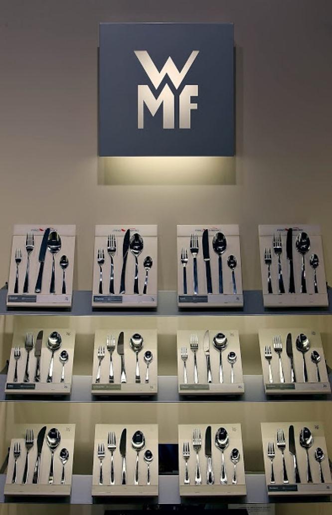 Набор приборов столовых WMF DENVER, серебристый, 30 предметов WMF 11 4891 6040 фото 4