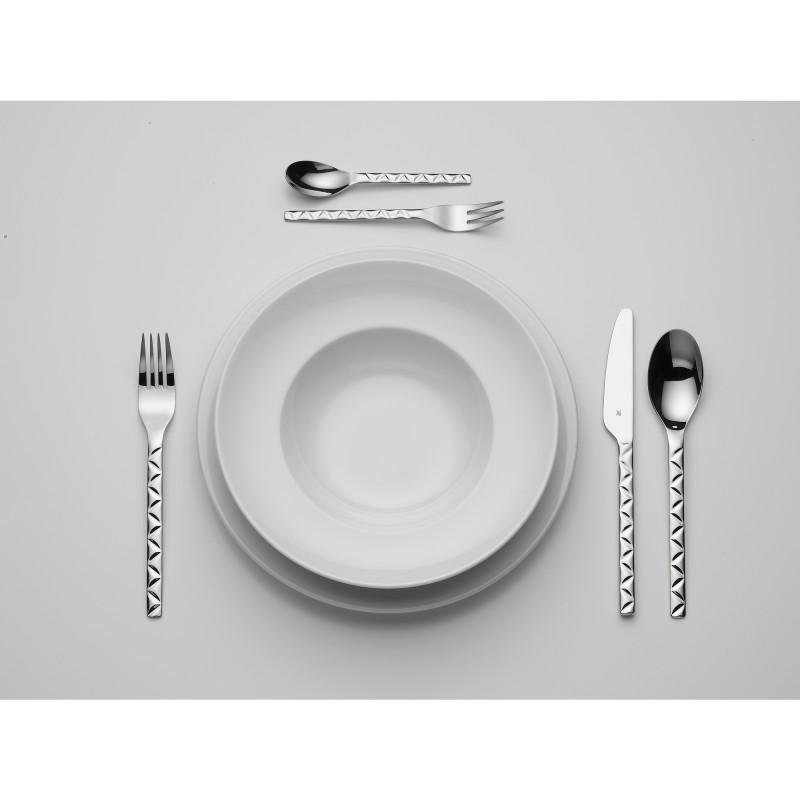 Набор приборов столовых WMF TYPE, серебристый, 30 предметов WMF 12 8991 9990 фото 1