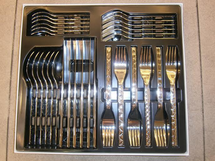 Набор приборов столовых WMF TYPE, серебристый, 30 предметов WMF 12 8991 9990 фото 2