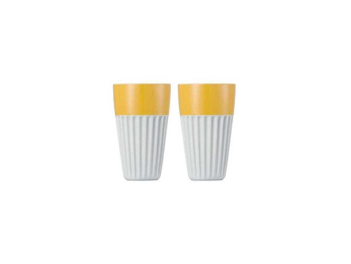 Набор стаканов для капучино Rosenthal SUNNY DAY, объем 0,35 л, 2 штуки Rosenthal 10850-408502-28323 фото 0
