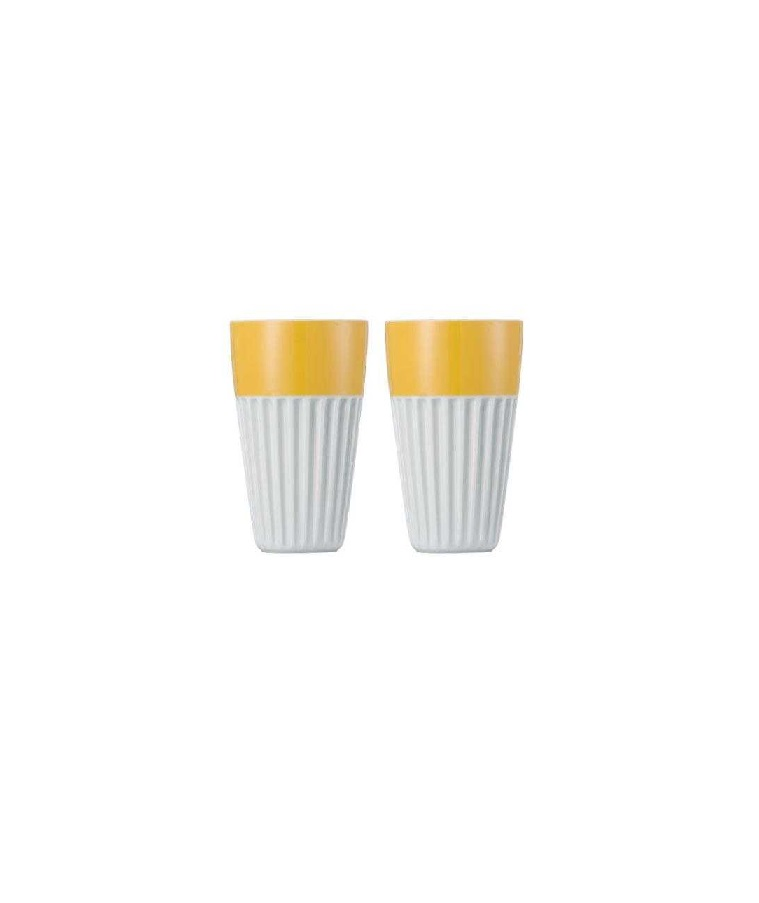 Набор стаканов для капучино Rosenthal SUNNY DAY, объем 0,35 л, 2 штуки Rosenthal 10850-408502-28323 фото 1