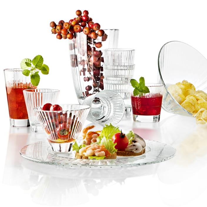 Набор стаканов Vidivi DIVA, объем 0,41 л, высота 14 см, прозрачный, 6 штук Vidivi 65239M_Set 6 фото 2