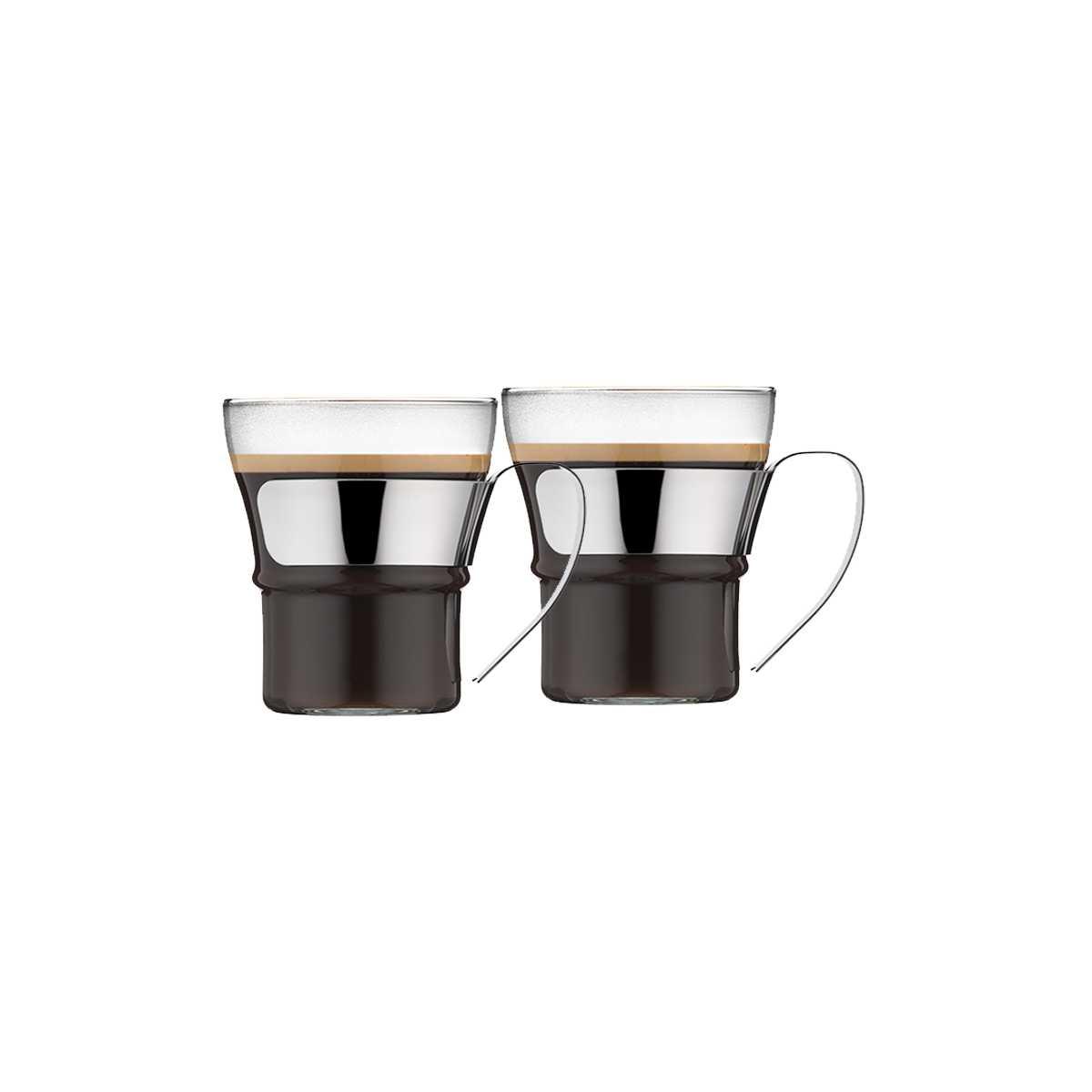 Набор чашек 0,3 л, 2 шт Bodum Assam  (4552-16) Bodum 4552-16 фото 1