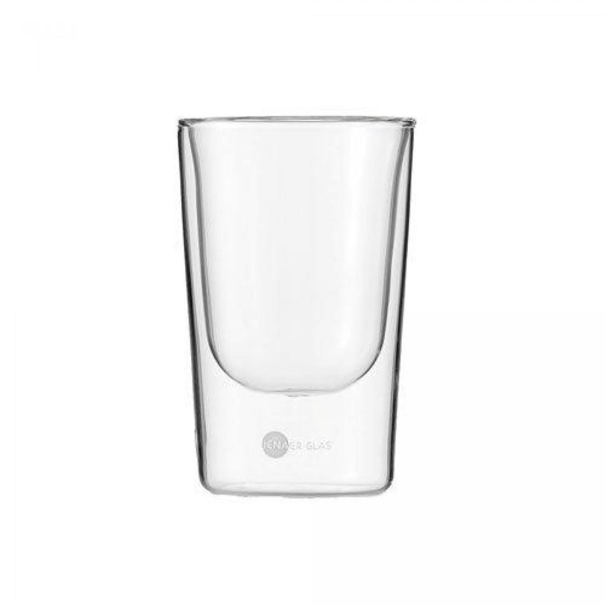 """Набор  стаканов  Jenaer Glas Becher""""PRIMO"""" L Hot'n'Cool, 2 шт, объем 0,145 л, прозрачный Jenaer Glas 115901 фото 1"""