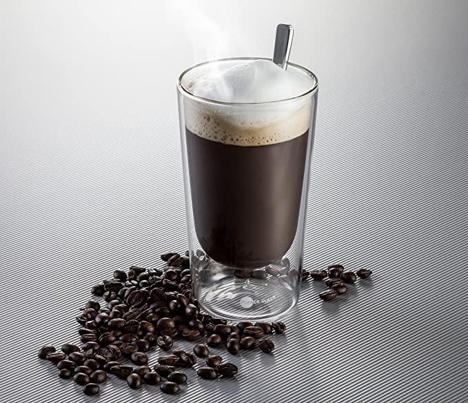 """Набор  стаканов  Jenaer Glas Becher""""PRIMO"""" XL Hot'n'Cool, 2 шт, объем 0,352 л, прозрачный Jenaer Glas 115903 фото 2"""