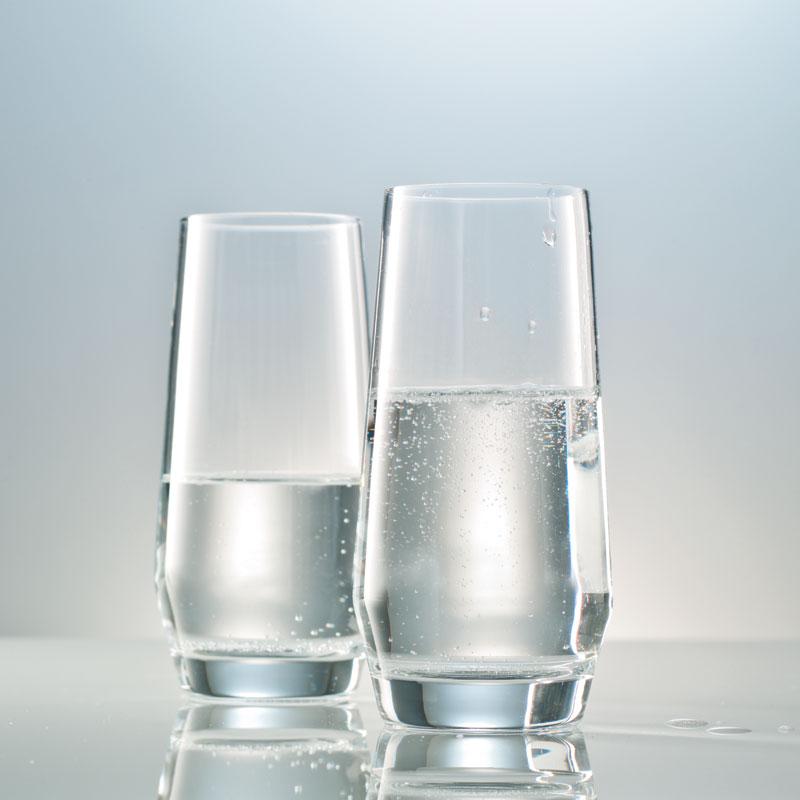 Набор стаканов Schott Zwiesel PURE, объем 0,357 л, прозрачный, 6 штук Schott Zwiesel 113771_6шт фото 3