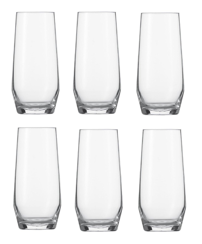 Набор стаканов Schott Zwiesel PURE, объем 0,357 л, прозрачный, 6 штук Schott Zwiesel 113771_6шт фото 2