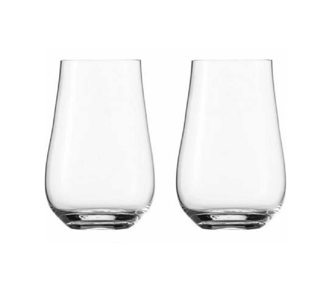 Набор стаканов Schott Zwiesel Smoothie, объем 0,54 л, прозрачный, 2 штуки Schott Zwiesel 119776 фото 0
