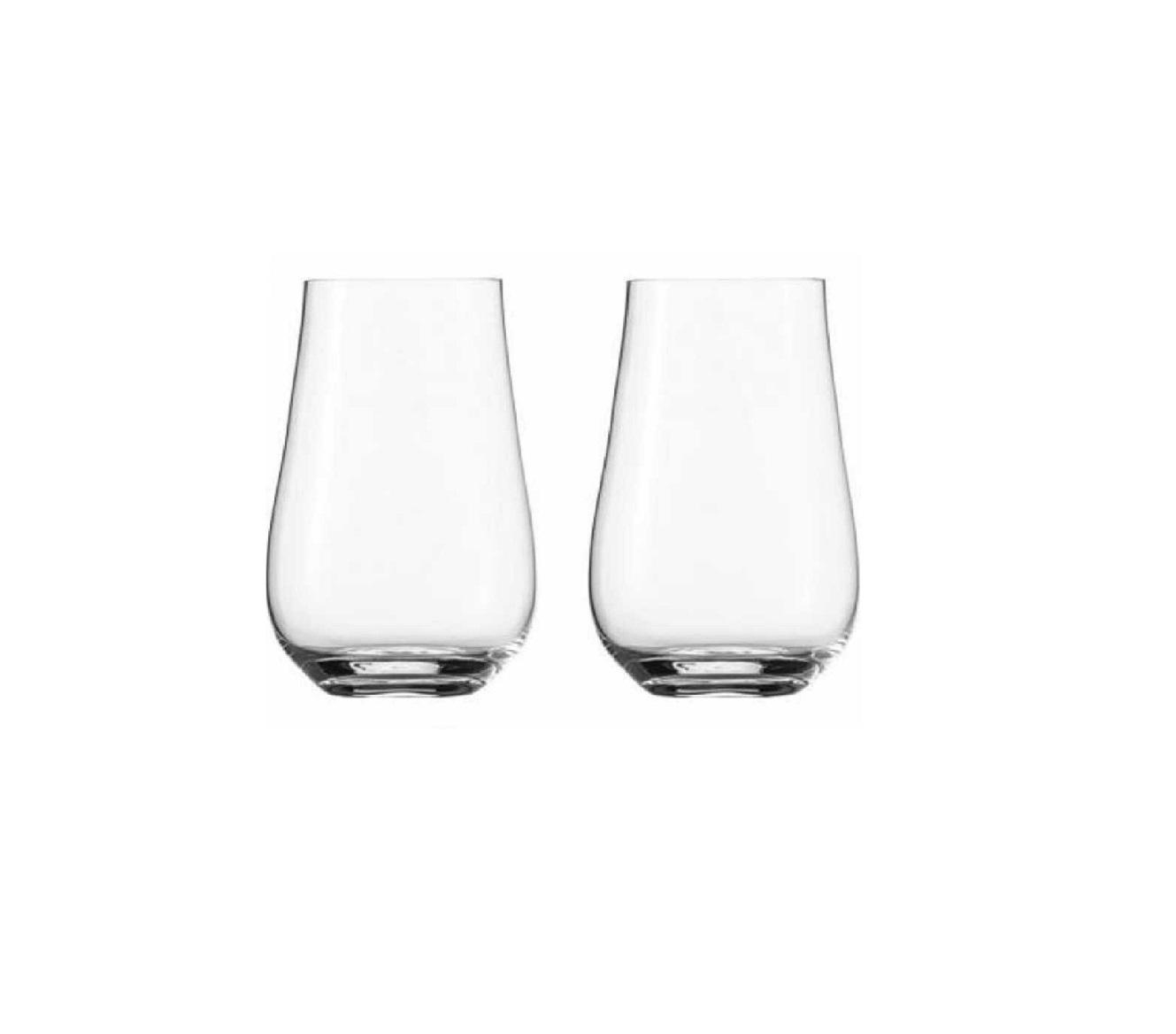 Набор стаканов Schott Zwiesel Smoothie, объем 0,54 л, прозрачный, 2 штуки Schott Zwiesel 119776 фото 1