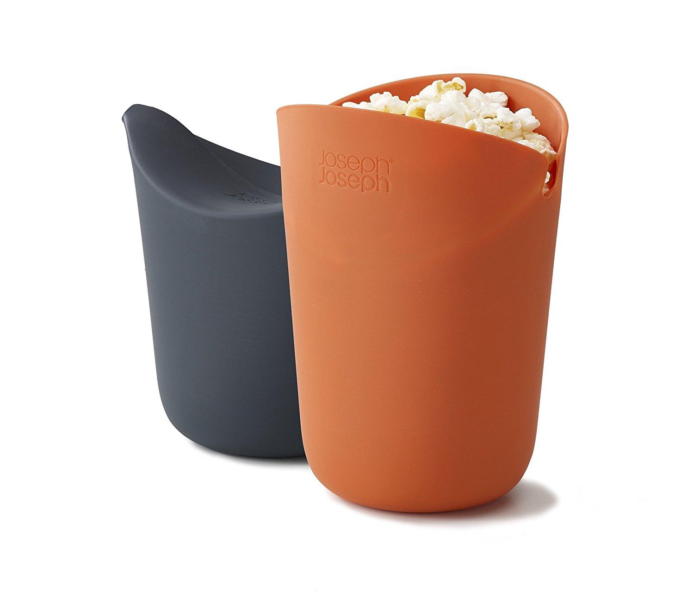 Онлайн каталог PROMENU: Набор форм для приготовления попкорна в микроволновой печи Joseph Joseph M-CUISINE, 11x14,9x10 см, разноцветный, 2 предмета Joseph Joseph 45018