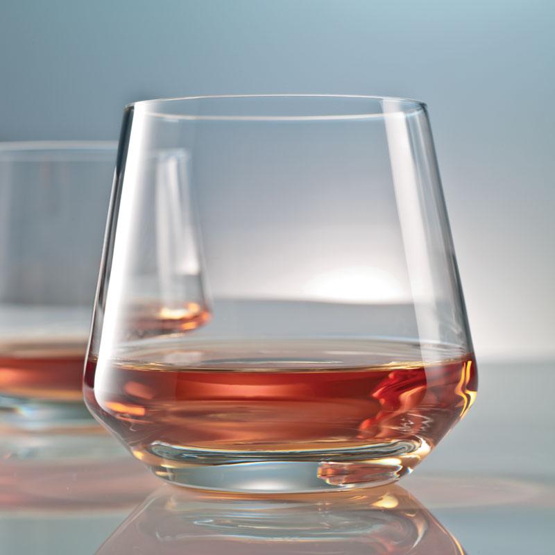Набор стаканов для виски Schott Zwiesel PURE, объем 0,306 л, прозрачный, 6 штук Schott Zwiesel 112844_6шт фото 2