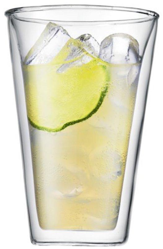 Набор стаканов с двойными стенками Bodum, 0,4 л, 2 шт Bodum 10110-10 фото 3