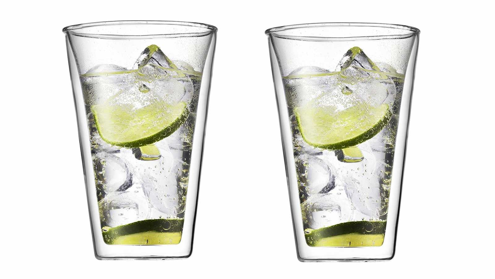 Онлайн каталог PROMENU: Набор стаканов с двойными стенками Bodum, 0,4 л, 2 шт Bodum 10110-10