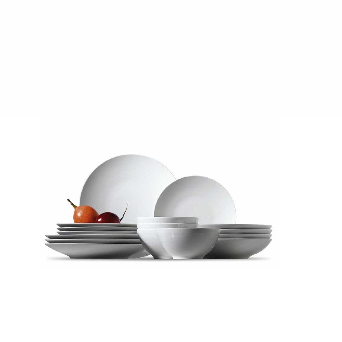 Набор столовый Rosenthal Loft, белый, 16 предметов Rosenthal 11900-800001-18733 фото 1