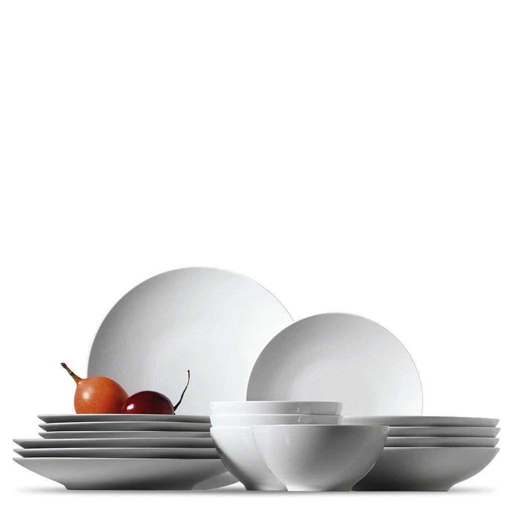 Онлайн каталог PROMENU: Набор столовый Rosenthal Loft, белый, 16 предметов                               11900-800001-18733
