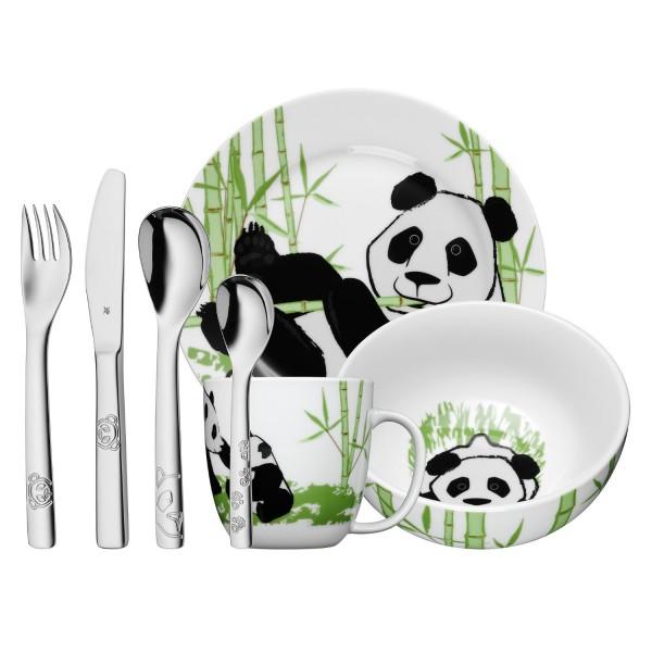 Онлайн каталог PROMENU: Набор столовый детский WMF Bear, 7 предметов WMF 12 8235 9984