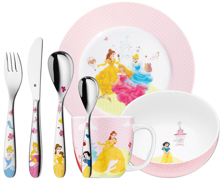 Онлайн каталог PROMENU: Набор столовый детский WMF Princess, 4 предмета WMF 12 8240 9984