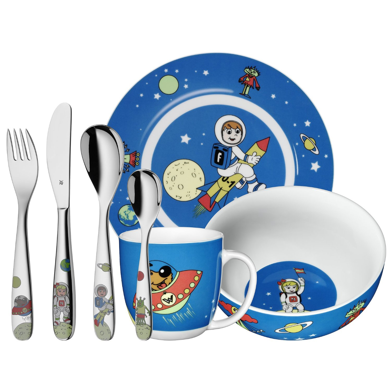 Набор столовый детский WMF, 7 предметов WMF 12 8120 9984 фото 0