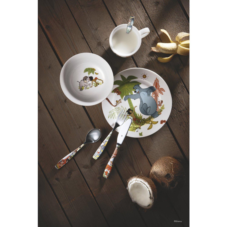 """Набор столовый детский """"Маугли"""" WMF Jungle Book, разноцветный, 7 предметов WMF 12 8330 9974 фото 1"""