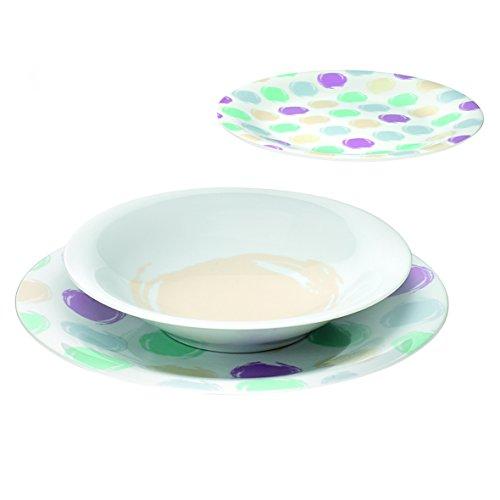 Онлайн каталог PROMENU: Набор тарелок Guzzini на 6 персон, разноцветный, 18 предметов                                   27840052