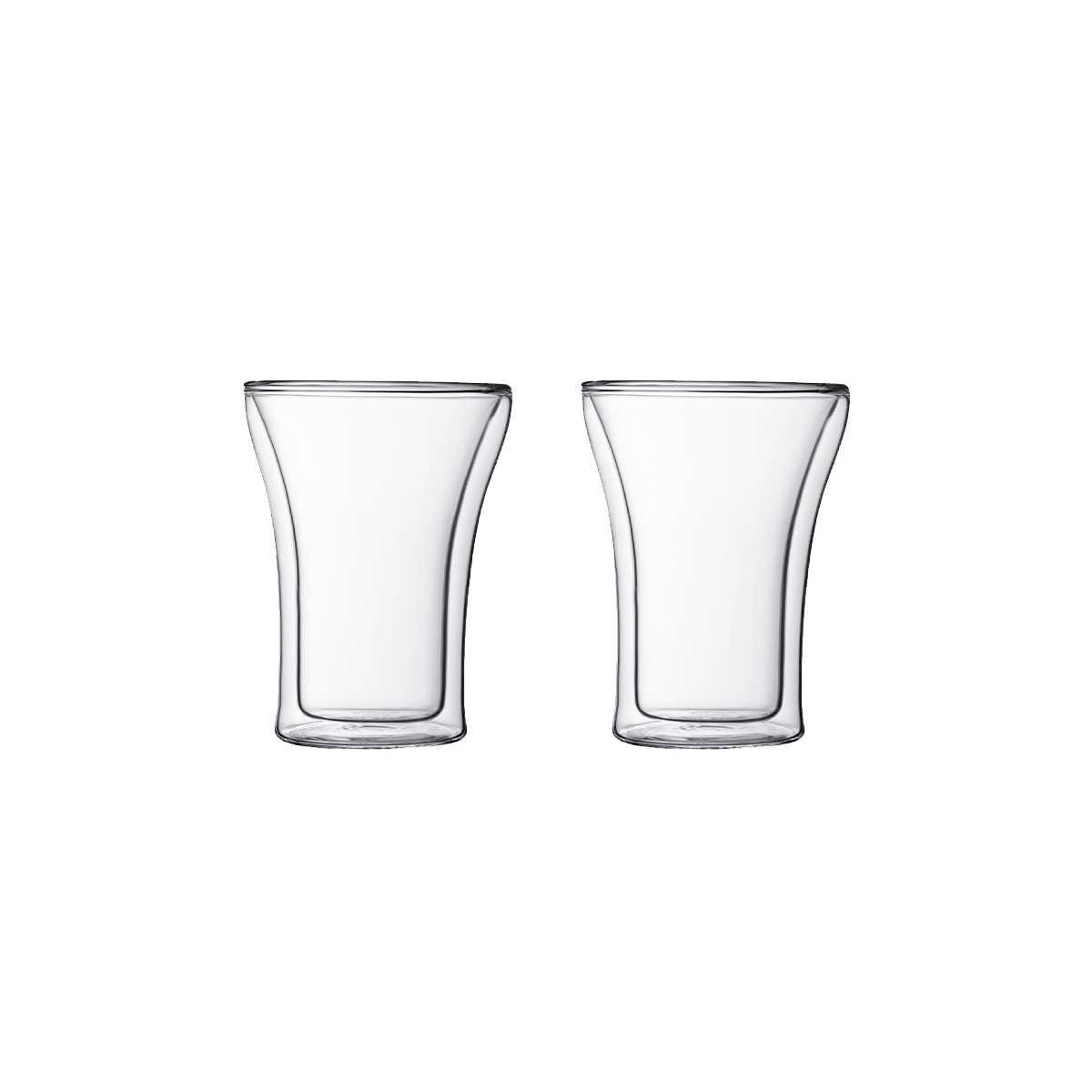 Онлайн каталог PROMENU: Набор термо-стаканов 0,25 л, 2 шт Bodum Assam  (4556-10) Bodum 4556-10