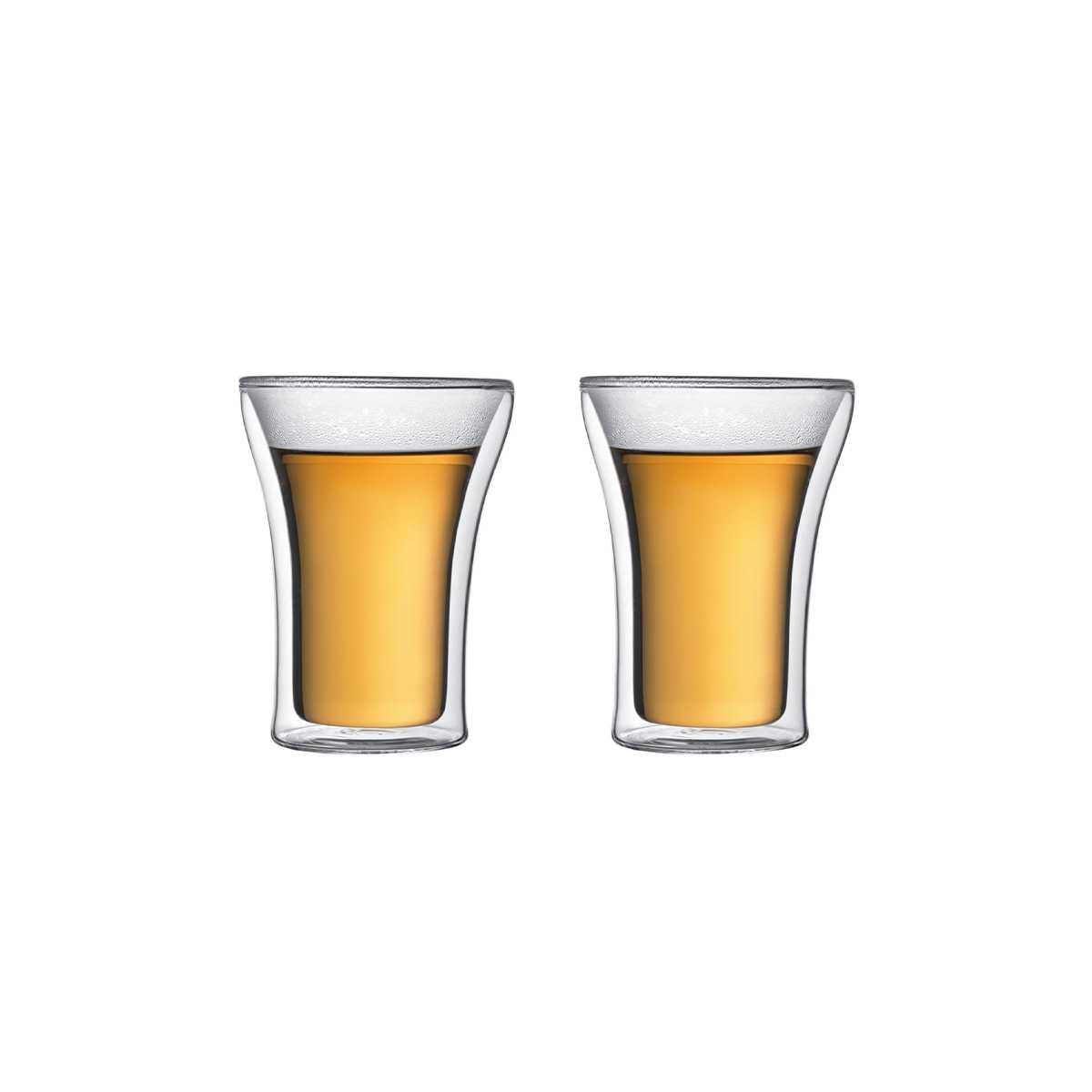 Набор термо-стаканов 0,25 л, 2 шт Bodum Assam  (4556-10) Bodum 4556-10 фото 1