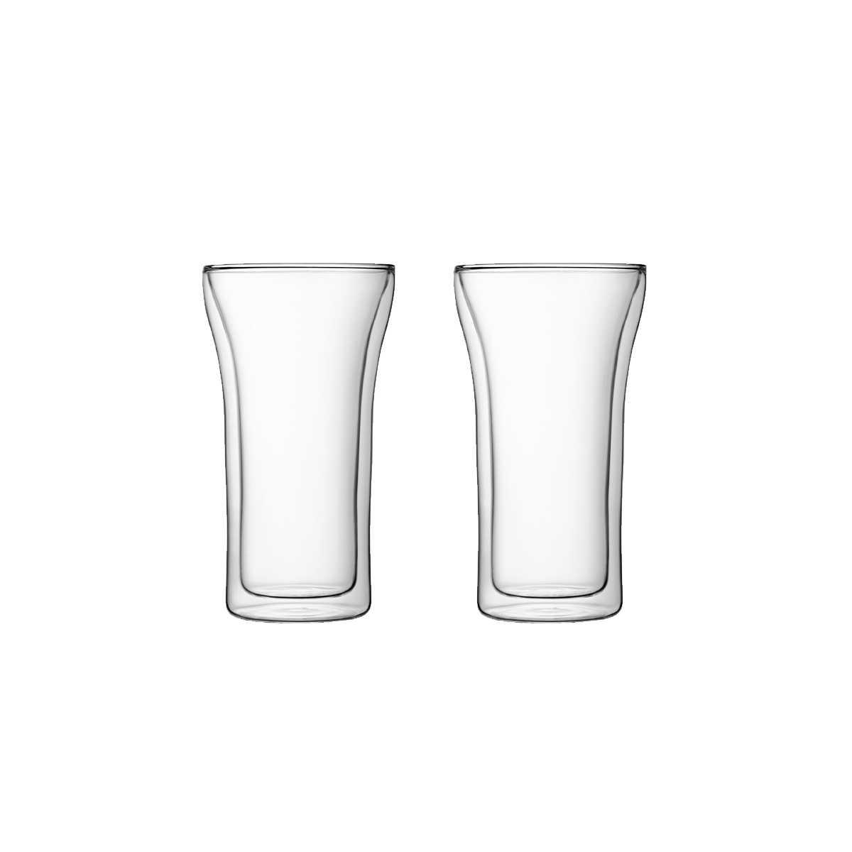 Онлайн каталог PROMENU: Набор термо-стаканов 0,4 л, 2 шт Bodum Assam  (4547-10) Bodum 4547-10