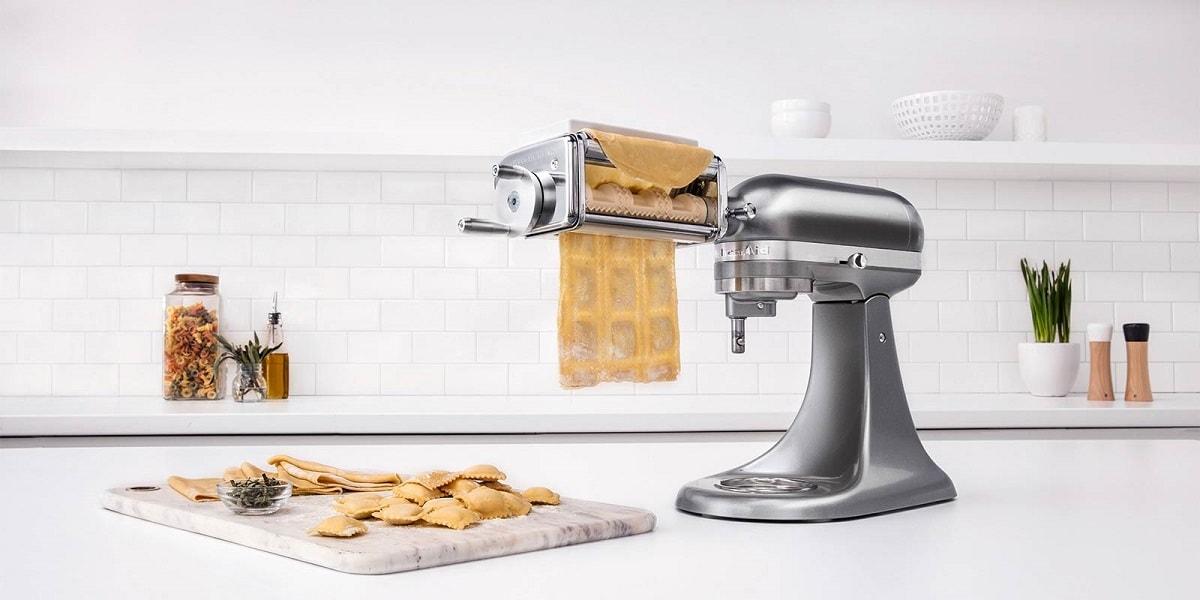 Насадка для равиоли KitchenAid, серебристый KitchenAid 5KRAV фото 3