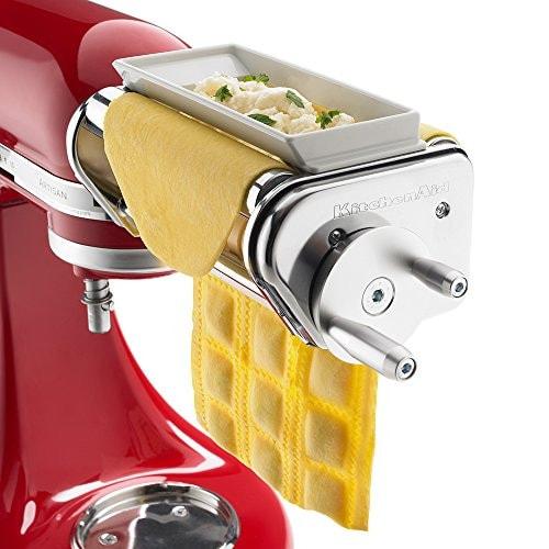 Насадка для равиоли KitchenAid, серебристый KitchenAid 5KRAV фото 2