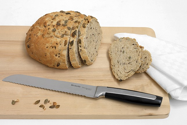 Нож для хлеба Brabantia, длина 21 см Brabantia 500046 фото 1