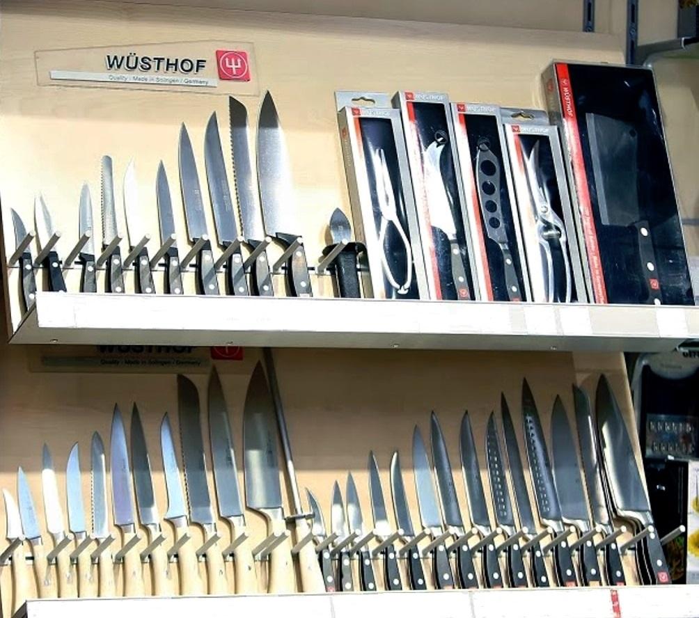 Нож для нарезки Wuesthof Classic, длина 20 см, черный Wuesthof 4524/20 фото 2