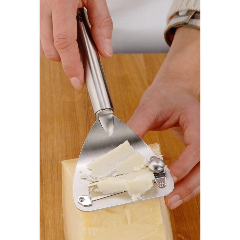 Нож для сыра WMF PROFI PLUS, длина 22 см, серебристый WMF 18 7353 6030 фото 1