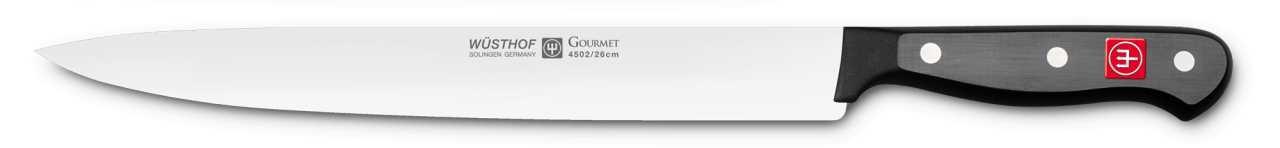 Онлайн каталог PROMENU: Нож кухонный Wuesthof Gourmet, длина 26 см Wuesthof 4502/26