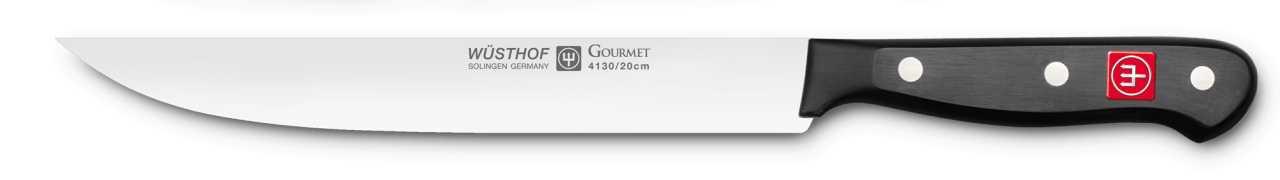 Онлайн каталог PROMENU: Нож кухонный Wuesthof Gourmet, длина 20 см Wuesthof 4130/20