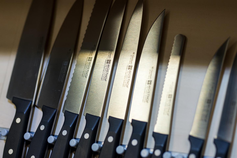 Нож кухонный для стейка Wuesthof Gourmet, длина 12 см Wuesthof 4050 фото 2