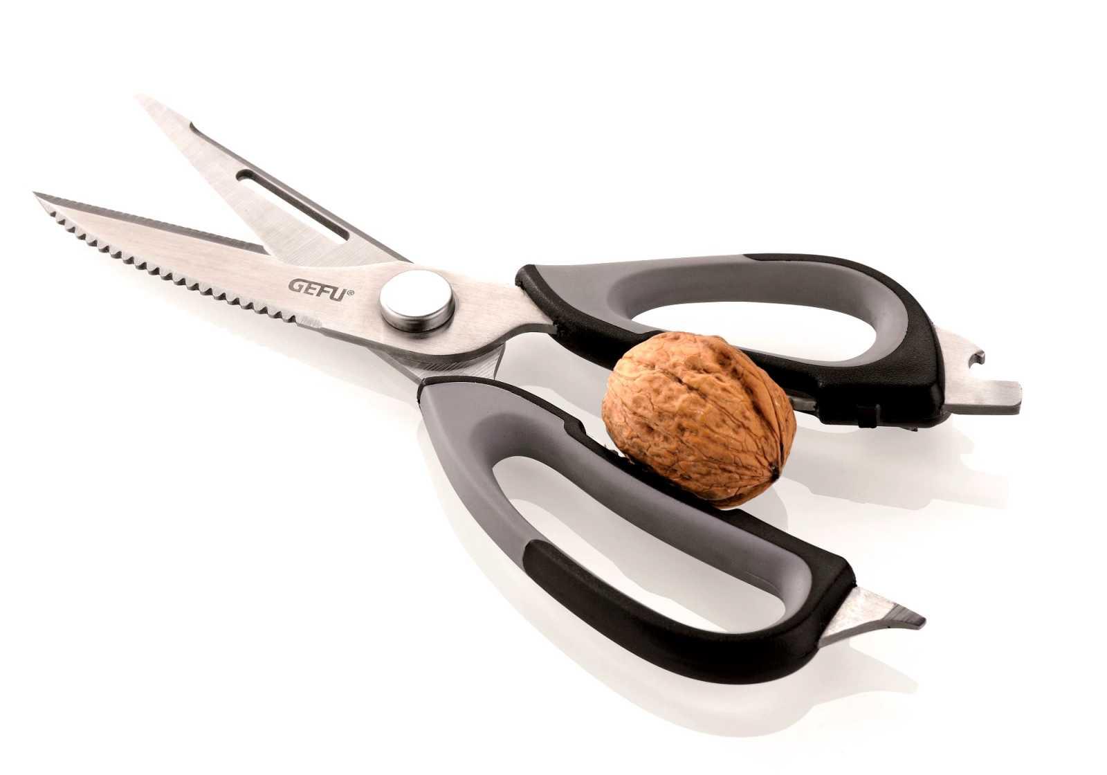 Онлайн каталог PROMENU: Ножницы многофункциональные GEFU Chopping, серебристый                               12670