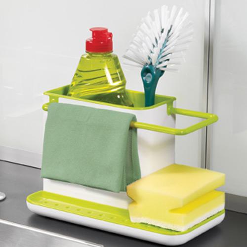 Органайзер для моющих средств Joseph Joseph CADDY, 21х13х11,5 см, зеленый Joseph Joseph 85021 фото 3