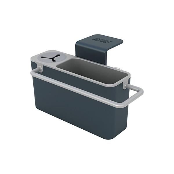 Онлайн каталог PROMENU: Органайзер для раковины sink aid навесной Joseph Joseph, 19,5x13,5x11 см, серый Joseph Joseph 85024