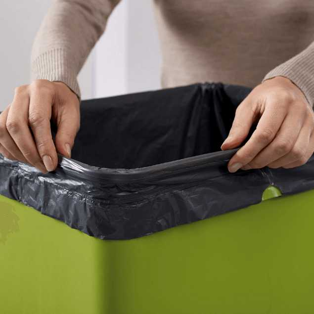 Пакеты для мусора Joseph Joseph general waste, объем 24-36 л, 20 штук Joseph Joseph 30006 фото 1