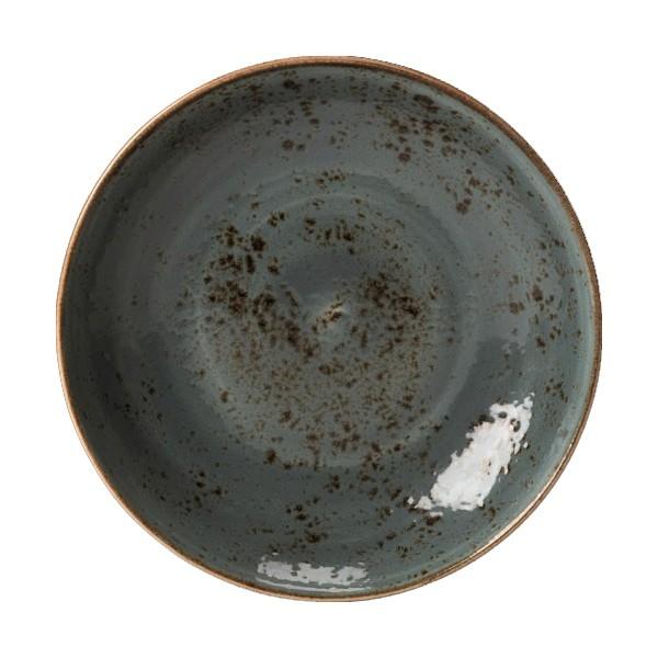 Салатник Steelite CRAFT BLUE, диаметр 21,6 см, объем 0,835 л, синий Steelite 11300570 фото 0