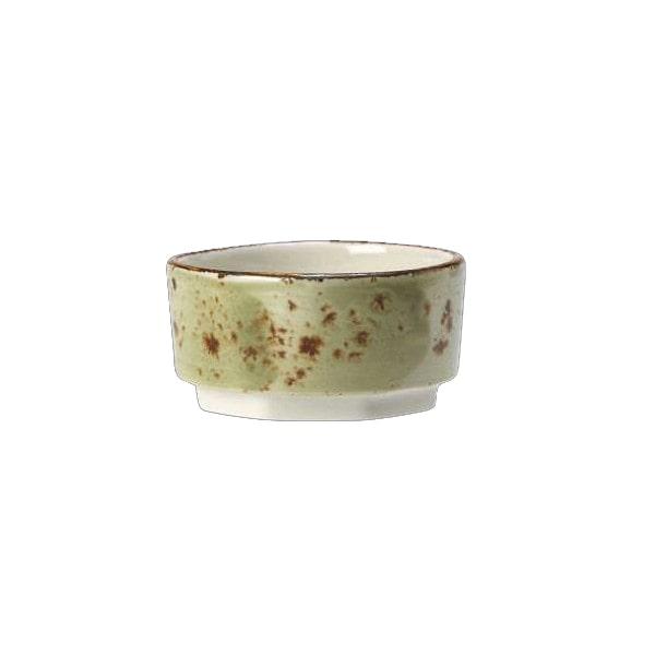 Онлайн каталог PROMENU: Пиала фарфоровая Steelite CRAFT GREEN, диаметр 6,5 см, зеленый