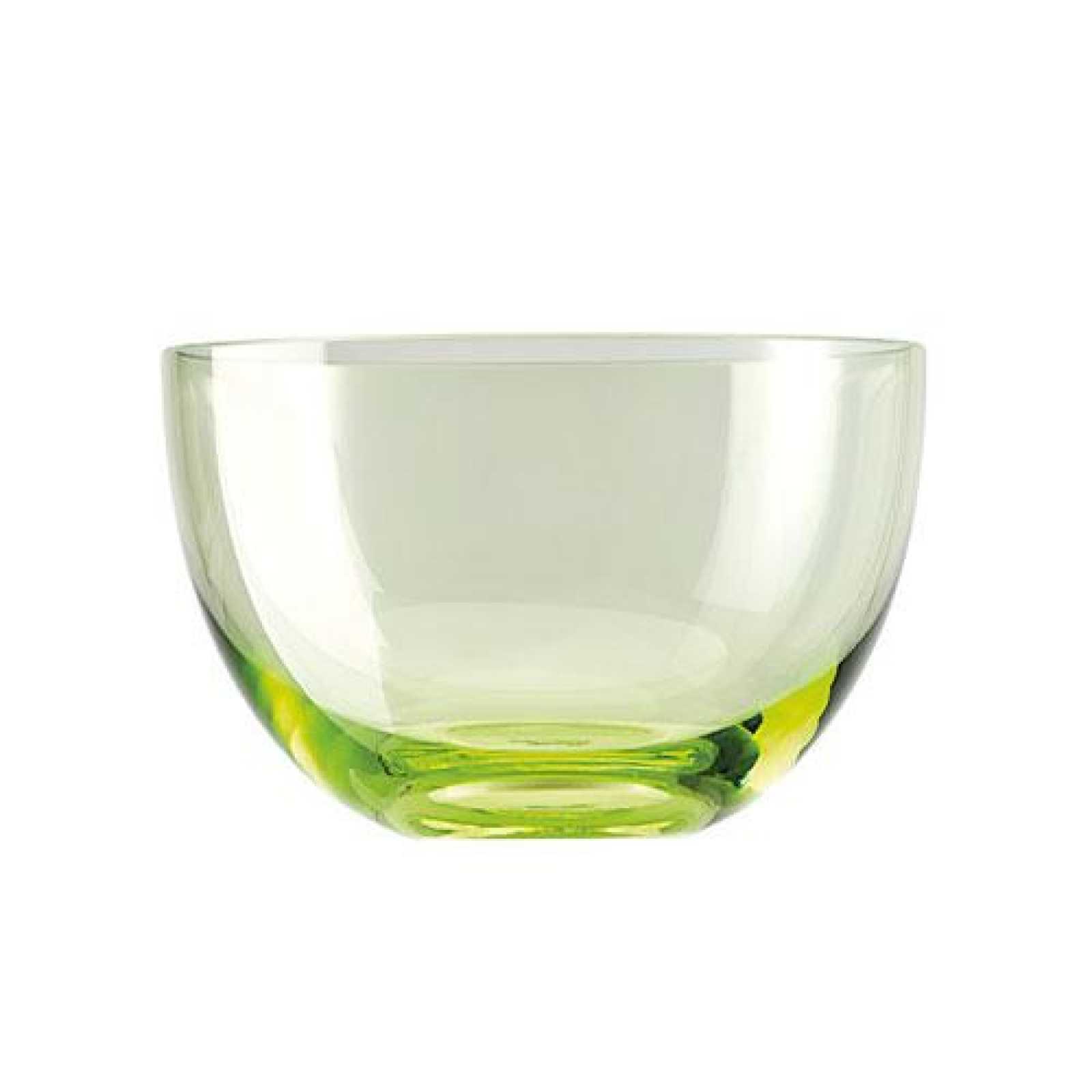 Онлайн каталог PROMENU: Пиала стеклянная Rosenthal SUNNY DAY, диаметр 12 см, прозрачный зеленый Rosenthal 69034-408527-45312
