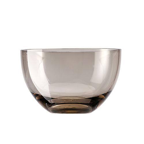 Пиала стеклянная Rosenthal SUNNY DAY, диаметр 12 см, коричневый Rosenthal 69034-408526-45312 фото 1